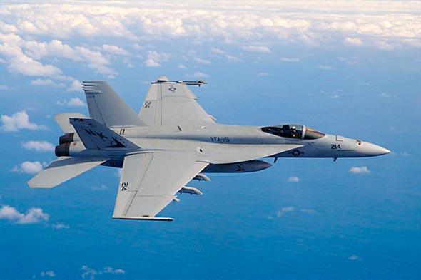 Navy takes delivery of final Block II Super Hornet, looks ahead to Block III - NAVAIR