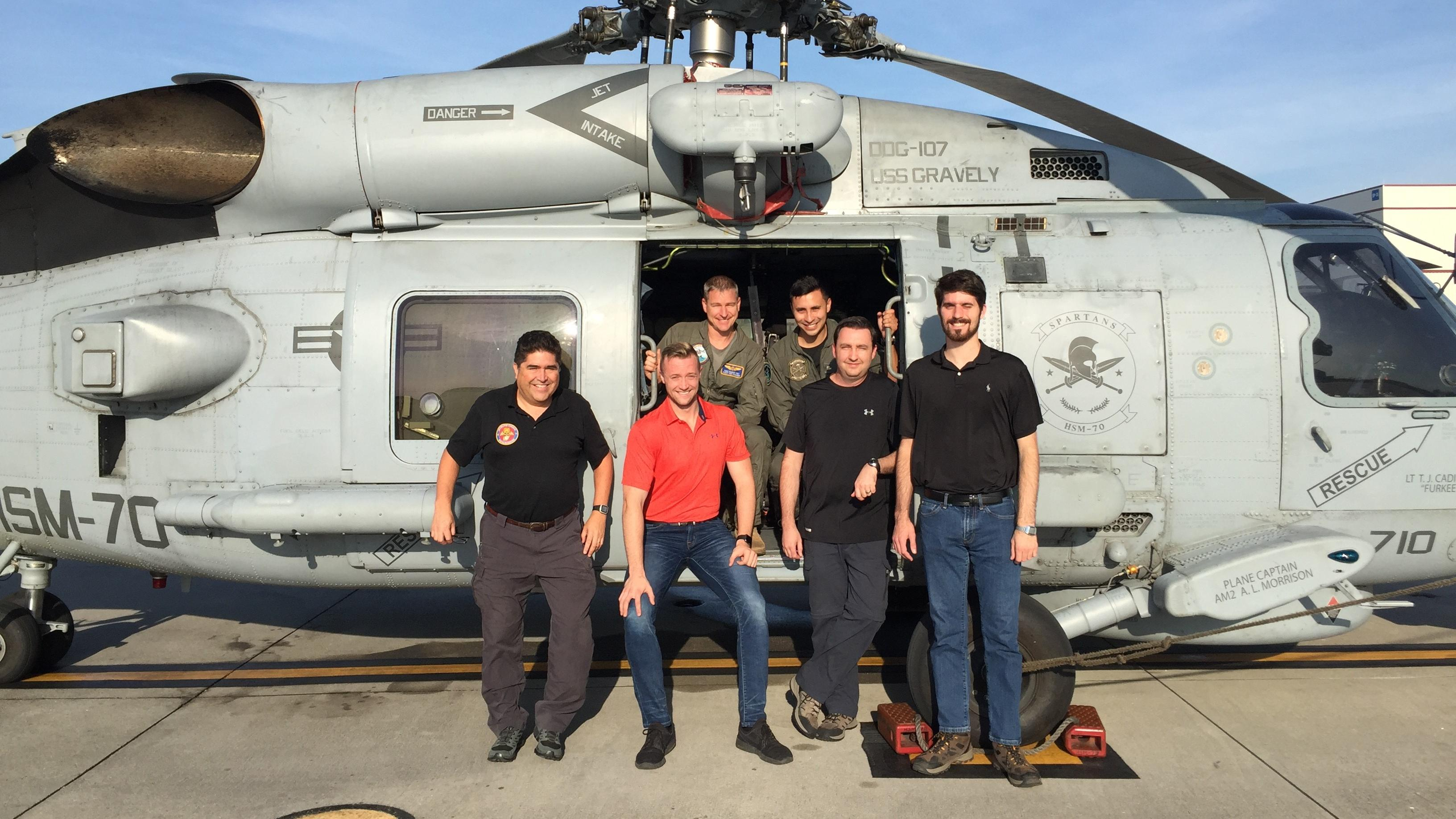 Mike Herrera named NAVAIR Mentor of the Year for Point Mugu